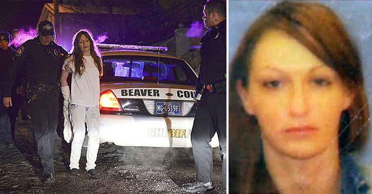 Handcuffed Woman Led Police On 80mph Car Chase For 10 Miles UNILAD handcuffed woman 6501082356