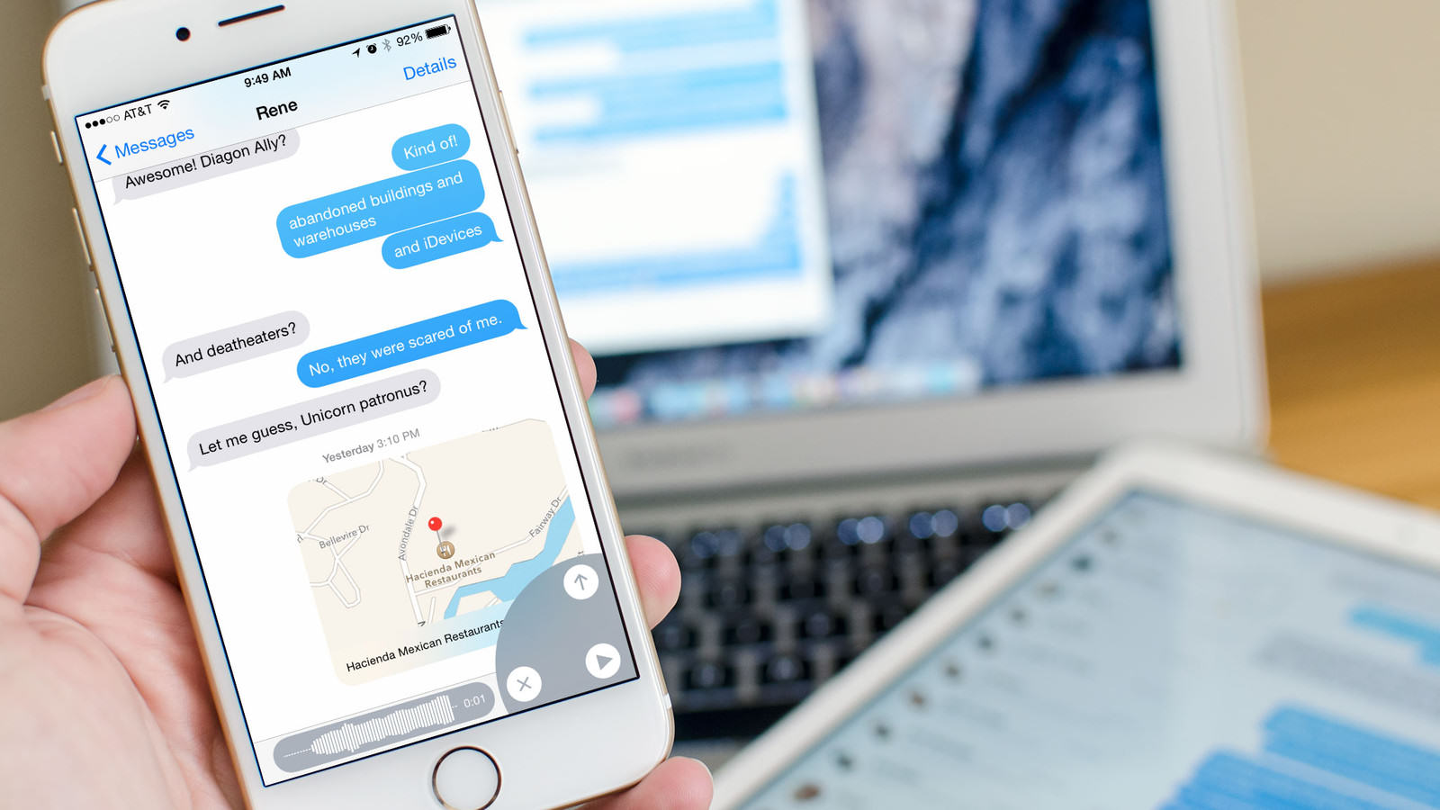 UNILAD imessage ultimate guide updated ios 8 hero46605 Someone Has Won $1 Million For Hacking The iPhone