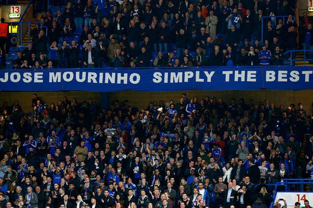 Jose Mourinho Is Chelseas Special One, And The Fans Know It UNILAD jose simply49869