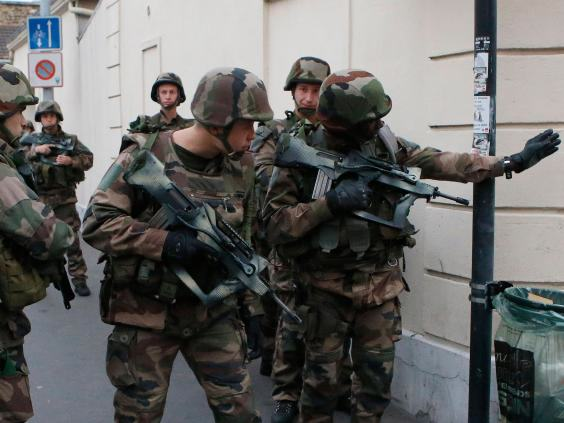 UNILAD saintdenisweb271134 St Denis Raids Just In Time To Prevent Operation By Terrorists