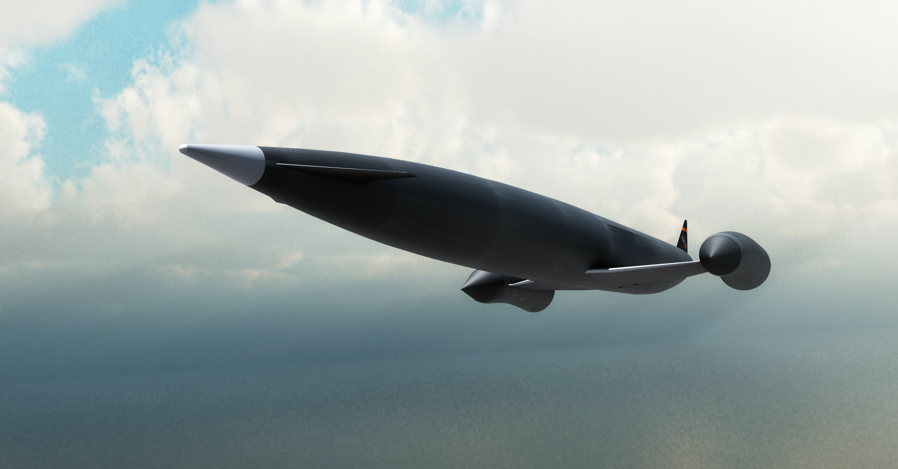 UNILAD skylon flight 2l22531 Insane New Super Plane Could Make Low Cost Space Travel Possible