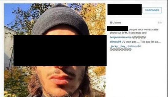 UNILAD terrorist46633 Paris Attacks: Eight Social Media Rumours That Were Completely False