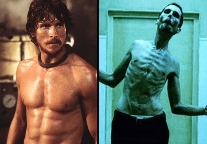 Christian's Bale Diet – Apple and Tuna Diet