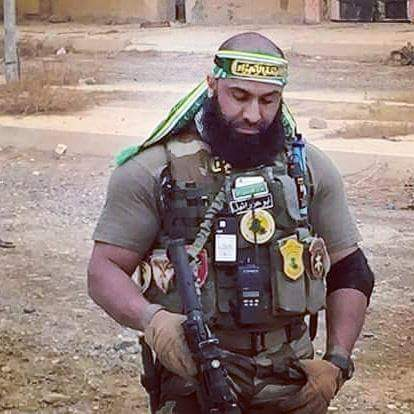 fb2 The Iraqi Rambo Has Killed 1,500 ISIS Members And Is A Beast