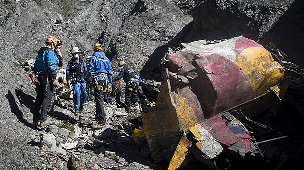 germanwings Moments That Shook The World In 2015