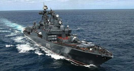 UNILADs War Between Russia And Turkey Most Likely As Russians Send Warship To Mediterranean image