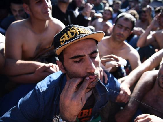 iran mouth sewn 2 This Is Why Iranian Refugees Are Sewing Their Mouths Shut In Protest