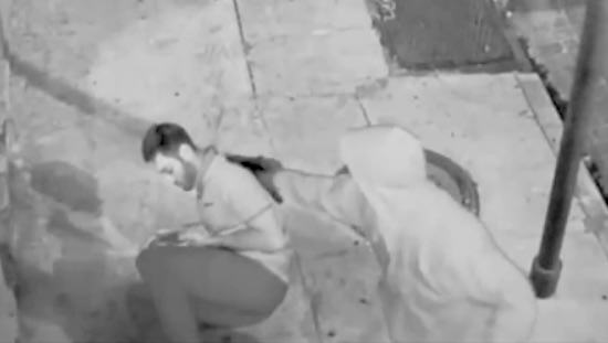 medical st Criminal Turns On Med Student Who Tried To Save Woman Being Robbed