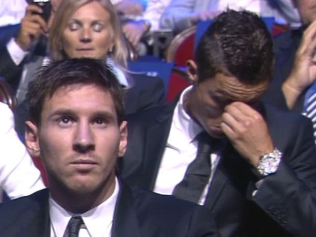 Five Times Messi Got The Better Of Ronaldo In 2015 messicr2
