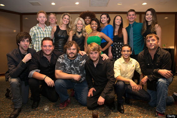 o SCHOOL OF ROCK 570 The School Of Rock Cast Had A Reunion And It Was Excellent