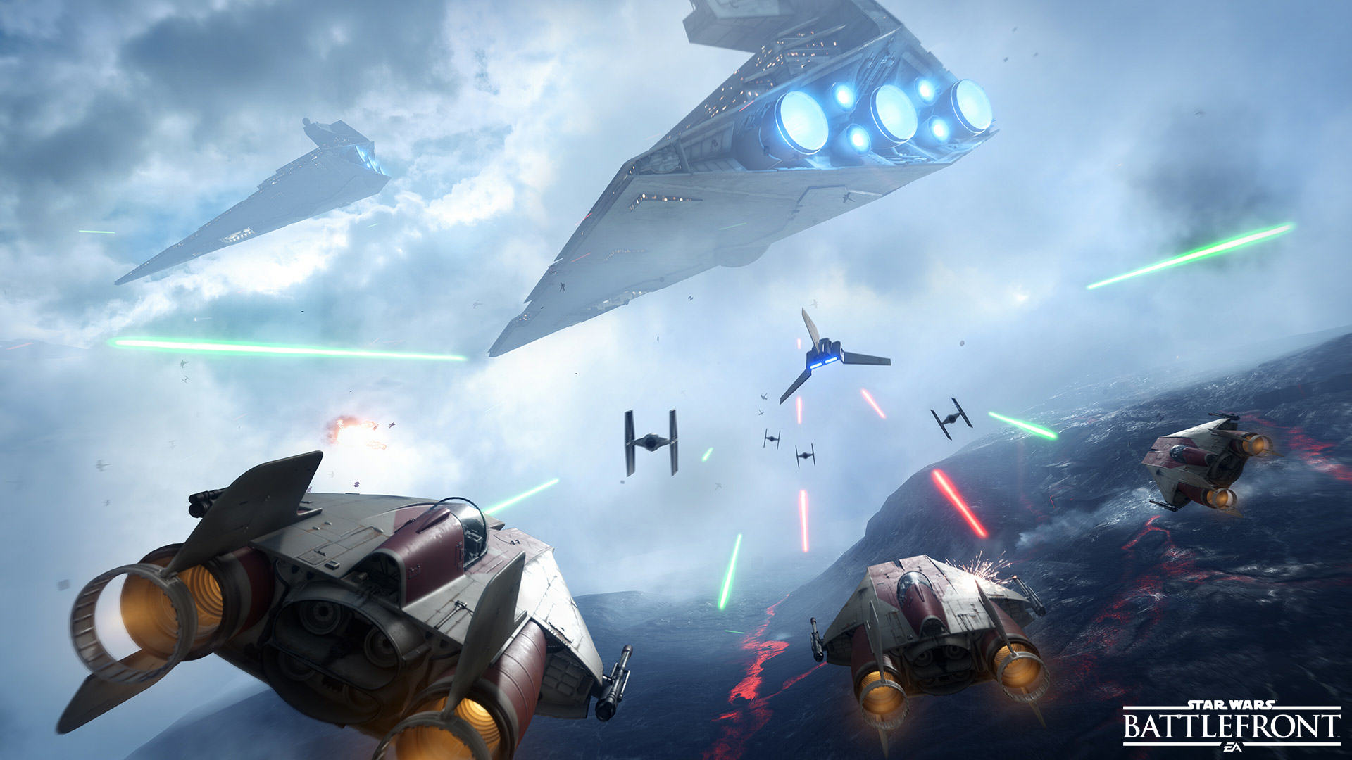 Star Wars Battlefront Becomes Fastest Selling Star Wars Game Ever rendition1.img 1