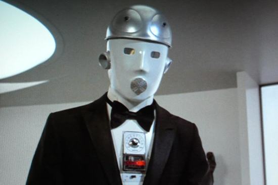 robot butler Inventions We Want To See Created This Year