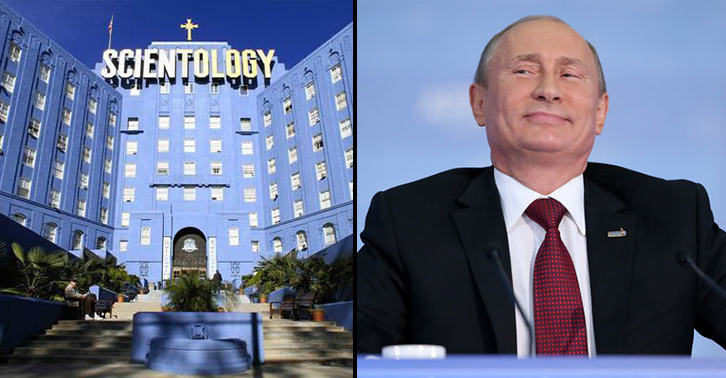 scientology russia FB Russia Has Just Banned The Church Of Scientology In Moscow