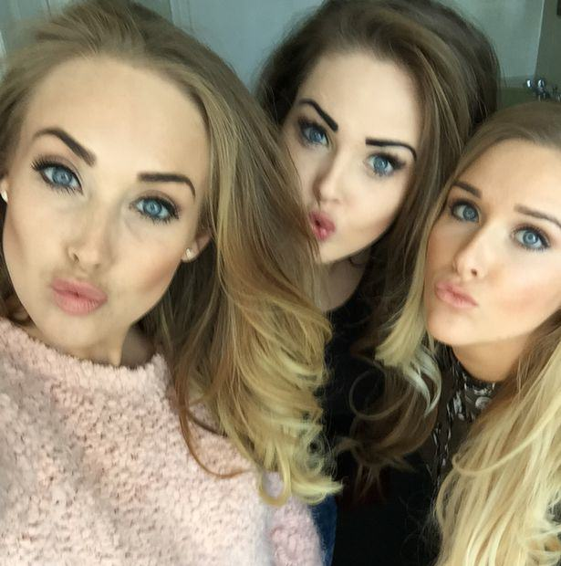 sisters selfie 3 These Sisters Used Their Selfies And Social Media To Rinse Men Of £75,000 Of Gifts