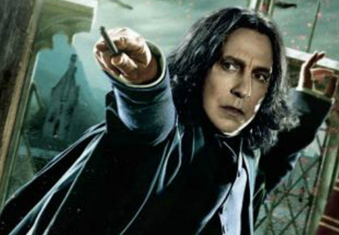 snape3 J.K. Rowling Explains One Of Harry Potters Most Complex Storylines