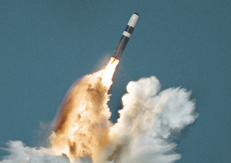 trident Britains Trident Nuclear Weapons Can Be Hacked, According To Experts