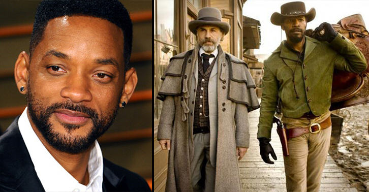 will django FB Will Smith Explains Why He Turned Down Lead Role In Django Unchained