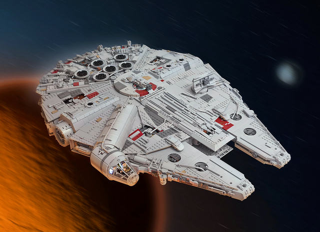 23325265223 21367a1096 z 1 Check Out This Amazingly Detailed Lego Millennium Falcon