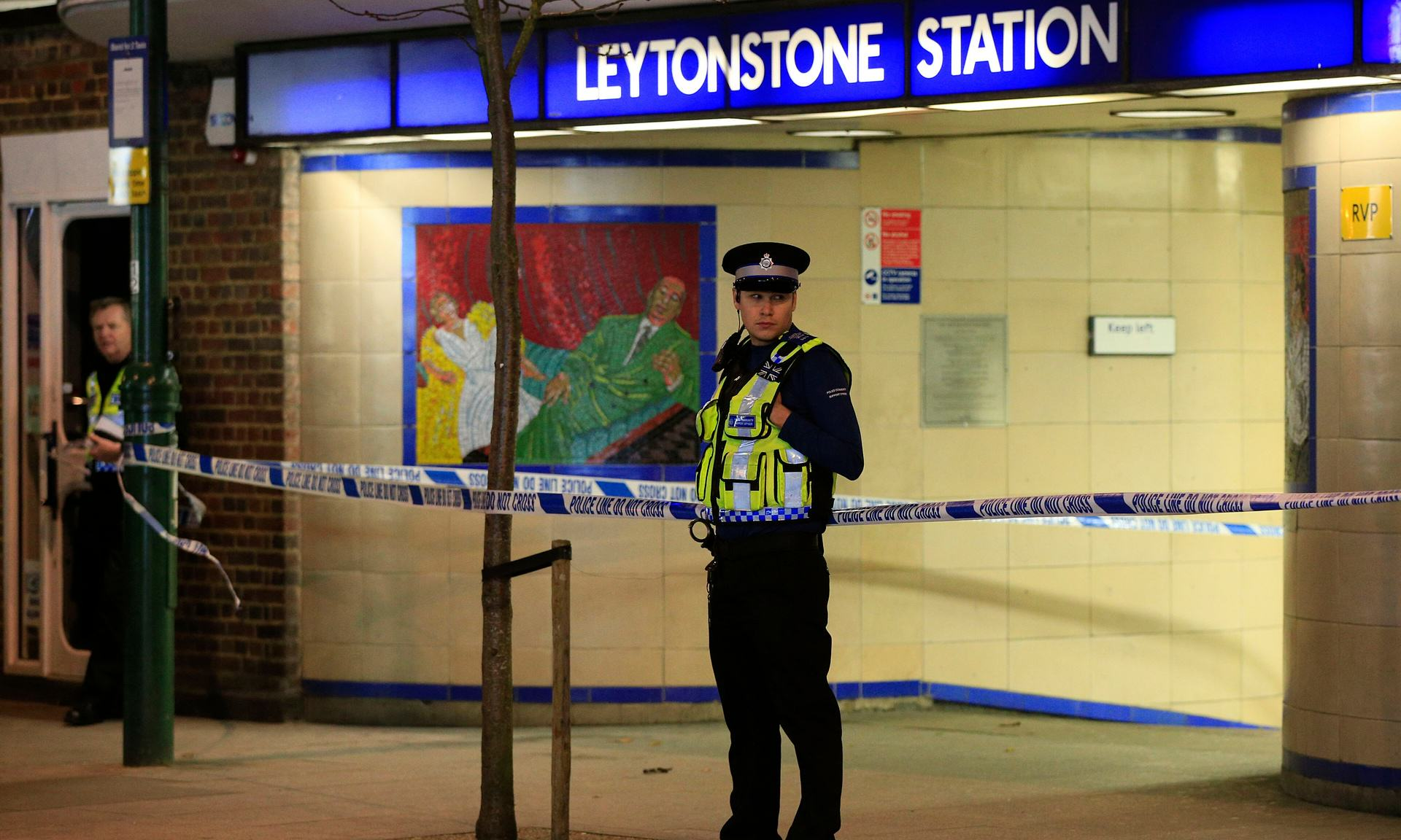 35001 Stabbing At London Tube Station A Terrorist Incident, Police Say