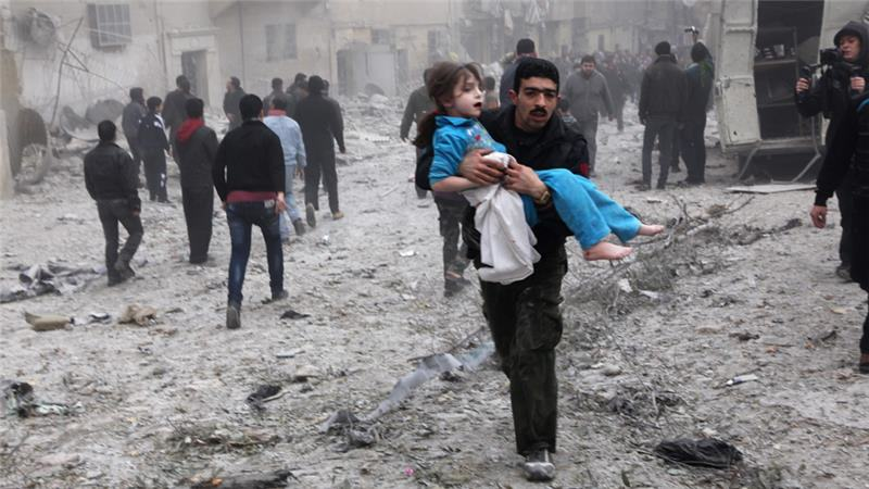 76b7e7e3d91e4398af51a85f57e01775 18 Syrian Girl Hit By Airstrike Thanks Rescuers In Heart Wrenching Video