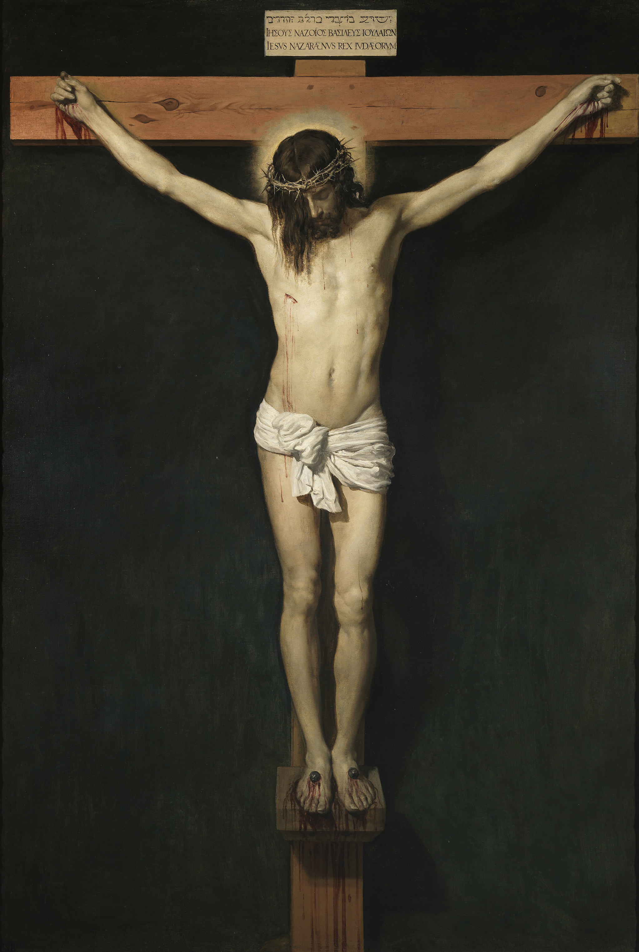 Cristo crucificado 4 Artist Crucifies Katie Hopkins To Raise Money For Syrian Refugees