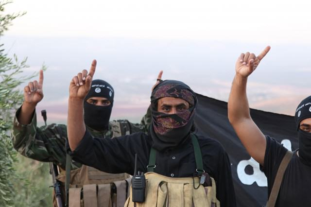 Isis soldiers in Syria 016 640x426 Things That Will Probably Definitely Happen This Year