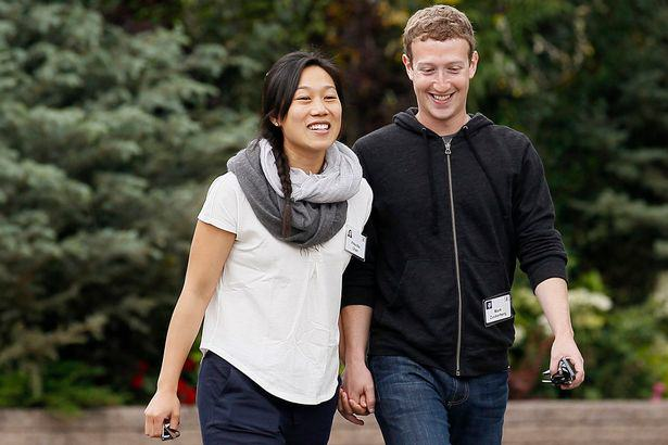 Mark Zuckerberg and Priscilla Chan Thousands Of Facebook Users Thought Mark Zuckerberg Was Going To Make Them Rich