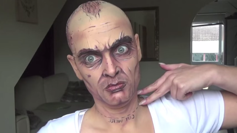 This Makeup Artist Transforms Herself Into Trevor From GTA V Screen Shot 2015 12 07 at 11.53.56 nyzl6a