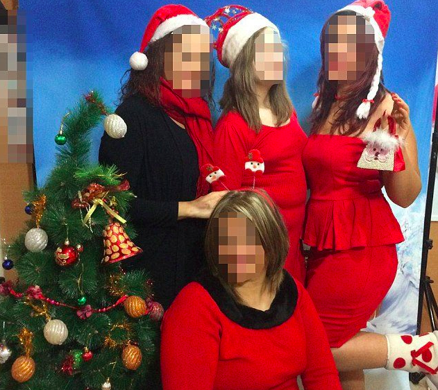 Defiant Middle East Christians Risk Punishment By Celebrating Christmas On Social Media Screen Shot 2015 12 20 at 13.30.33