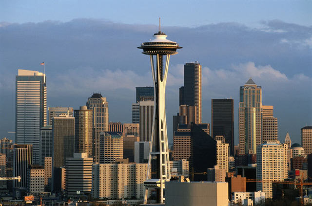 SeattleSpaceNeedle Study Reveals 20 Richest Americans Are Worth As Much As Half Of U.S.