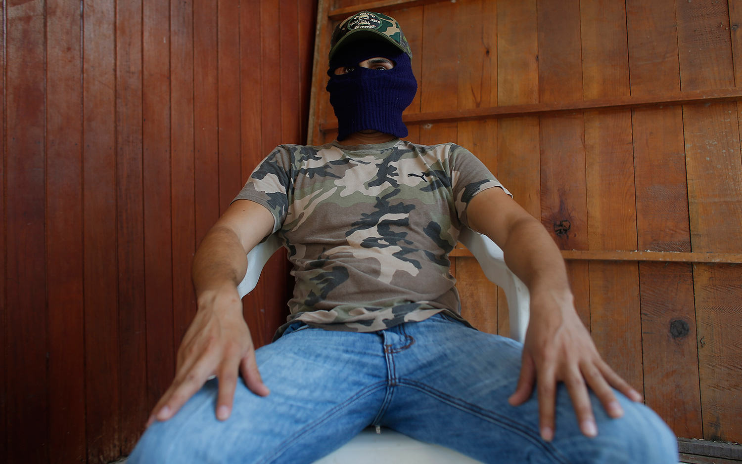 cartel1 Brutal Cartel Member Reveals How He Has Tortured And Murdered 30 People