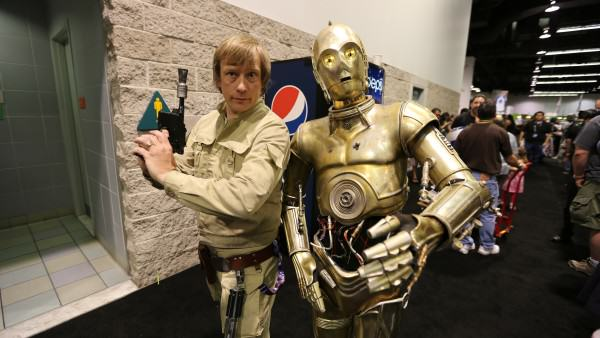 Love Star Wars? Youre Probably A Narcissist Then cosplay star wars celebration picture 28 600x338