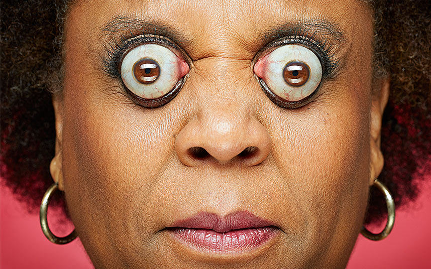 eyepop1 These People Have The Most Bizarre Natural And Unnatural Traits You Can Imagine