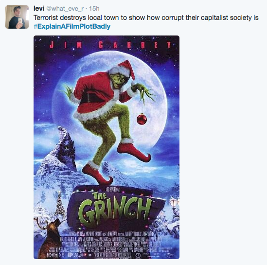 People Have Been Badly Explaining Film Plots Online And Its Hilarious film9
