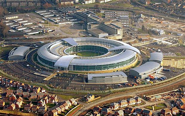 gchq 1945820b Can You Crack The Code On Britains Top Spy Agencys Christmas Card?