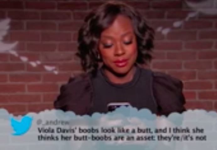 jimmy10 Watch Celebrities Read Hilarious Mean Tweets About Themselves On TV