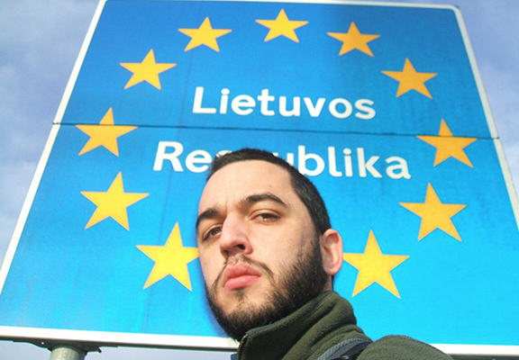kris mole WEB 2 Heres How This Homeless Guy Visited Every European Capital For Free