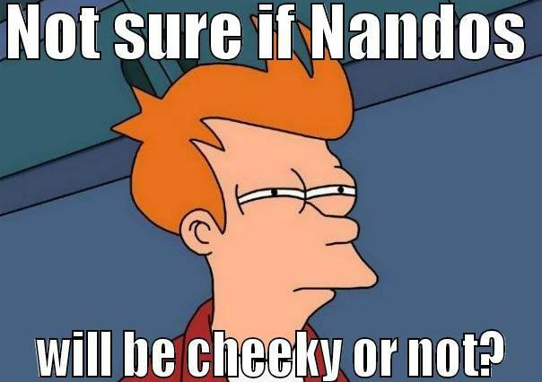 The Top Five Memes Of 2015 nandos cheeeky edit 604x426