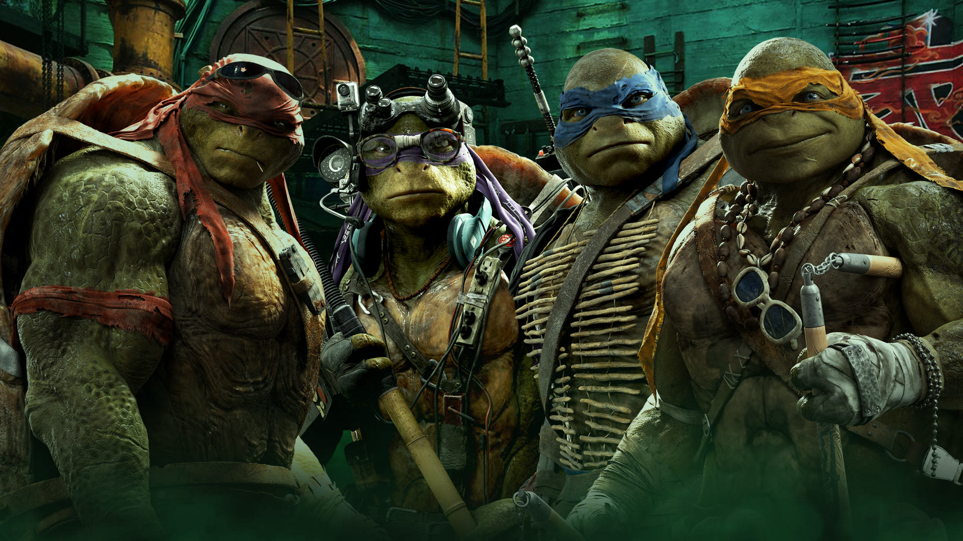 Heres Why A Guy Smuggled 51 Turtles In His Trousers ninja turtles 135365