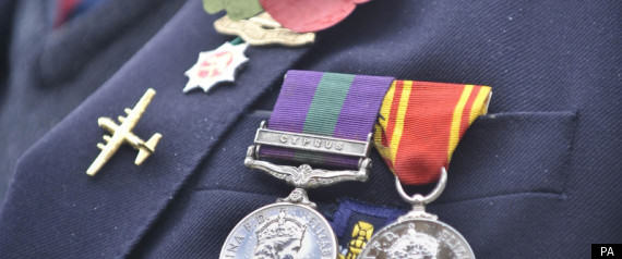 Iraq War Veteran Returns Medals After Being Sacked 72 Hours Before Getting Pension nolan5
