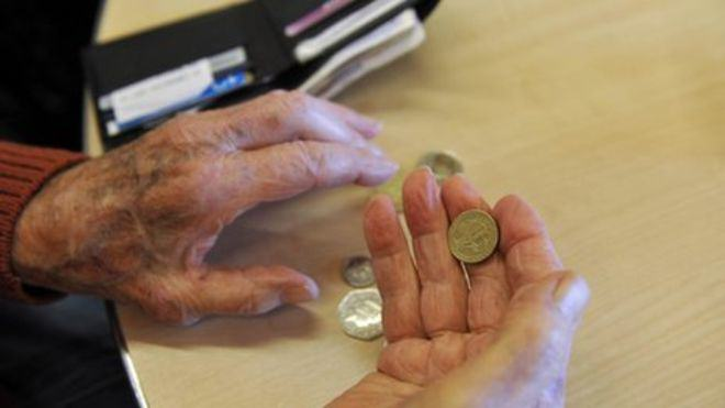 Essex Council Charging Elderly People £26 When They Fall And Need Help pensioner3