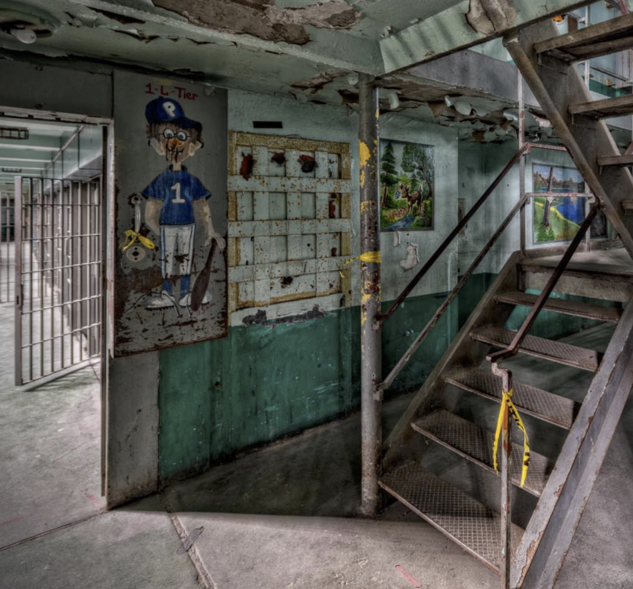 prison18 This Abandoned Prison Has Been Opened To Tourists And Its Creepy AF