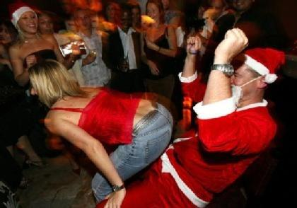 randomoverlad Office Christmas Parties Send Everyone Sex Mad, Apparently