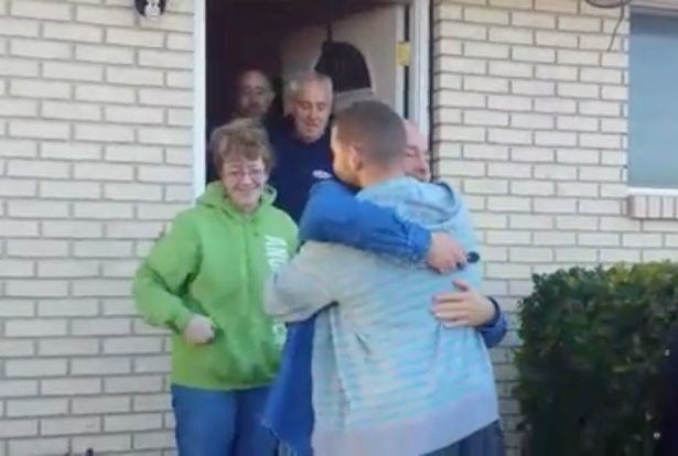 robert1 Watch Emotional Moment Hard Working Caretaker Given Free Car By Kind Strangers