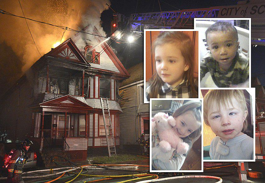 saf1 Girl Who Lost Family In Arson Attack Just Wants Cards For Christmas
