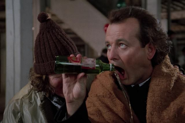 scrooged 4 640x426 How Christmas Was Stolen From The Pagans