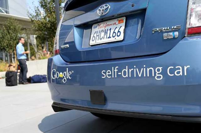 Self Driving Cars Cause Accidents Because They're Too Good At Driving