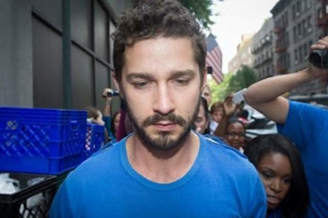 How The British Public 'Touched Shia LaBeouf's Heart'