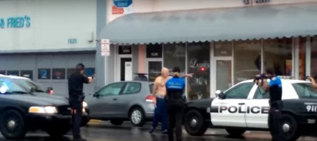 shooting 1 Shocking Video Shows Police Fatally Shooting Robbery Suspect At Close Range