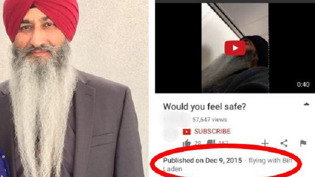 sikh Racist Gets Comeuppance After Posting Video Of Sikh Man Online